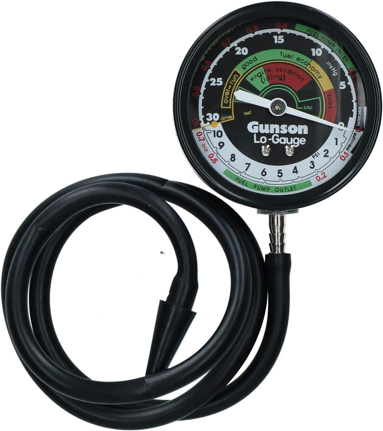 AB Tools-Laser Testeur de Pression//d/épression Gunson Panne Moteur de Pompe /à Essence//Lo-Gauge LSR5