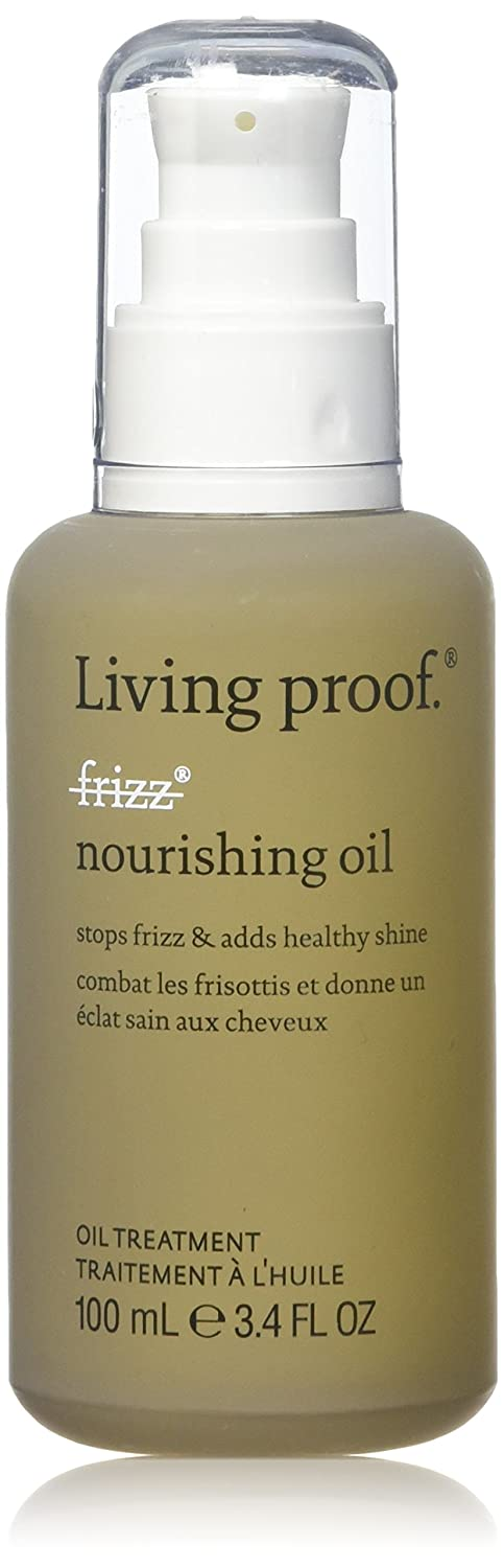Living Proof No Frizz Nourishing Oil, 3.4 Ounce 1781/LP