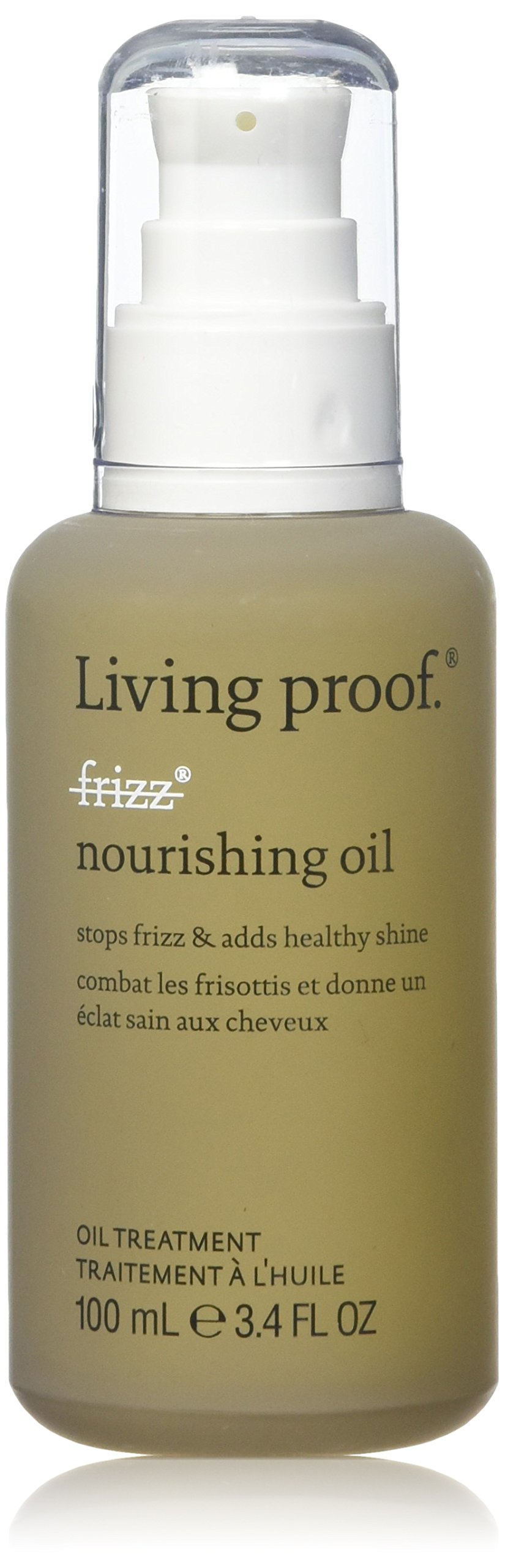 Living Proof No Frizz Nourishing Oil, 3.4 Ounce