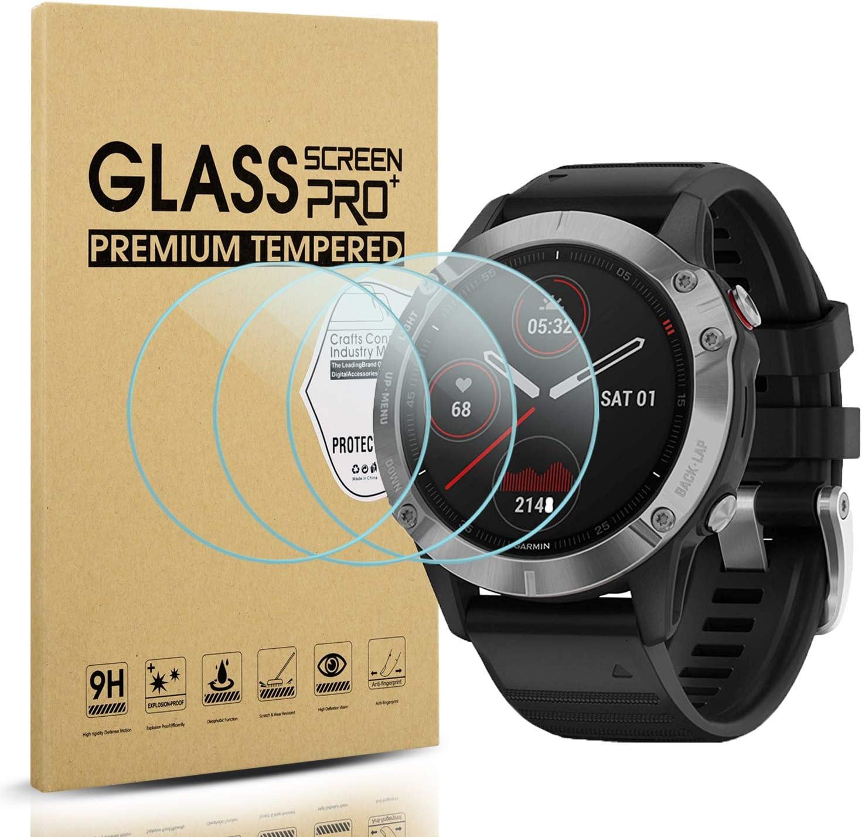 Protector de pantalla para Garmin Fenix 6/6 Pro/ 6 Sapphire
