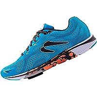 NEWTON Running Motion 8 - Tenis para Correr Hombre, Pisada pronación, Carrera Resistencia, Men, Azul, Malla Transpirable, Tenis Deportivos, Sports Shoes