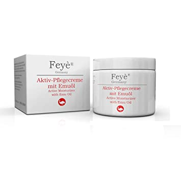 FEYÈ Crema, ungüento – cuidado especial para psoriasis, eczema y piel muy  seca – también para el cuidado agudo de enrojecimiento, comezón e