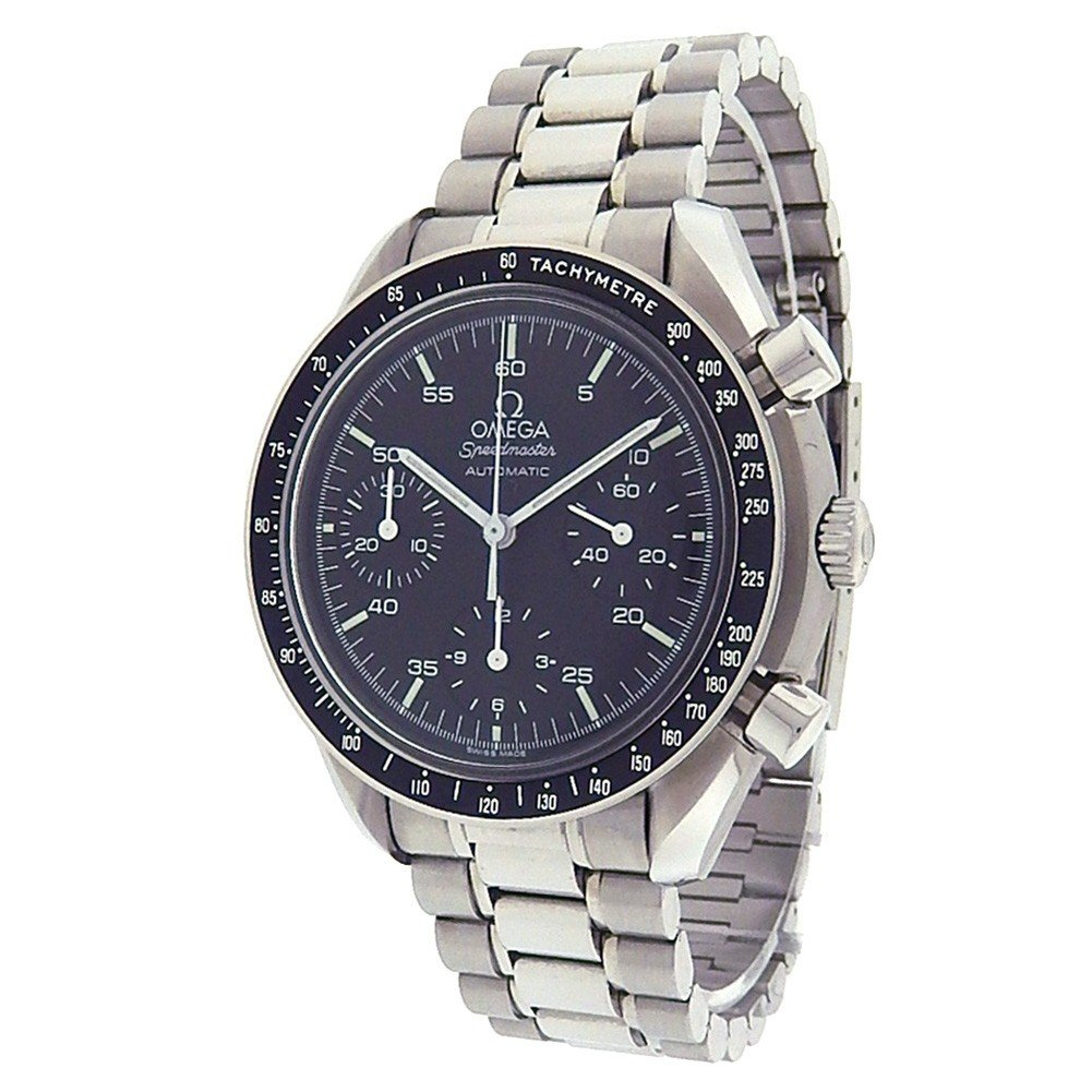 Omega Speedmaster automatic-self-wind mens Watch (Certified Pre-owned) by Omega (Image #1)