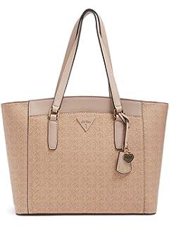 ba54deed4 Amazon.com: New Guess G Logo Purse Crossbody Bag Satchel & Wristlet ...