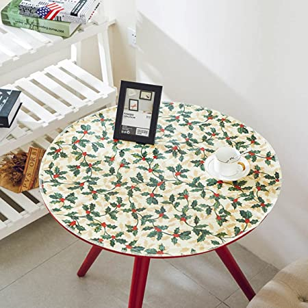 448fad22449 Tao Tablecloth fabric tea tablecloth waterproof oil high temperature cotton  printing PVC plastic table cloth round