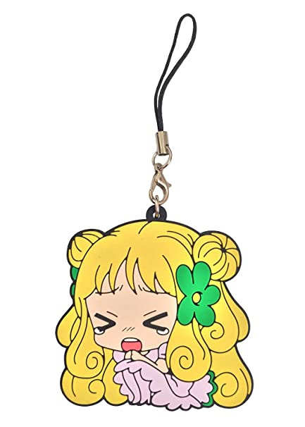Amazon.com: One Piece: Princess mansherry PVC Llavero ...
