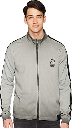 f55e91da419cf2 PUMA Mens x XO The Weekend Washed Track Top at Amazon Men s Clothing store