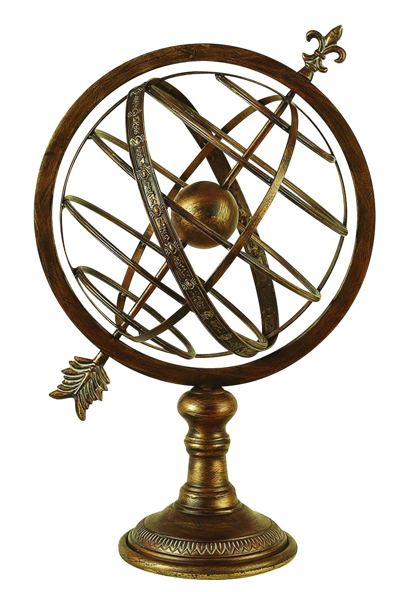 Deco 79 Armillary Sphere by Deco 79