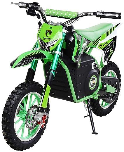 Actionbikes Motors Mini - Bicicleta de cross infantil (500 W ...