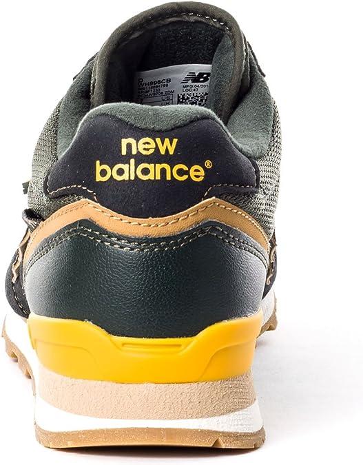 Polvoriento pronunciación que te diviertas  New Balance WH996CB Womens Trainers: Amazon.co.uk: Shoes & Bags