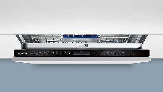 Siemens iQ500 SN658X06TE lavavajilla Totalmente integrado 14 ...