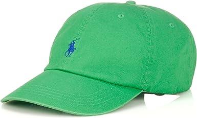 Ralph Lauren - Gorra para hombre, Talla única, (Classic Key Lime ...