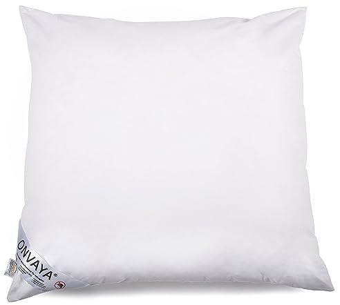 Evolon® Premium Allergiker Kissen 80 X 80 Cm | Kopfkissen |  Hausstauballergie | Milbendicht |