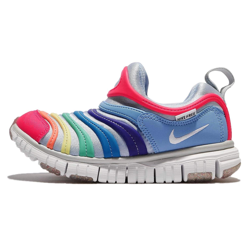 best service fc7c4 d0265 Nike Kid s Dynamo Free (PS), Royal Tint MTLC Platinum, UK  Amazon.co.uk   Shoes   Bags