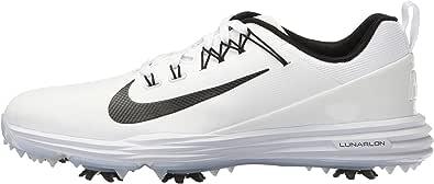 (6 UK, White (White/Black)) - Nike Lunar Command 2 Sneakers, Women, Women, Lunar Command 2
