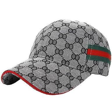 2d8e69adf1 UKERDO Loisirs Sport Dotées Chapeau pour Homme Casquettes de Baseball Cap  Accessories (A)