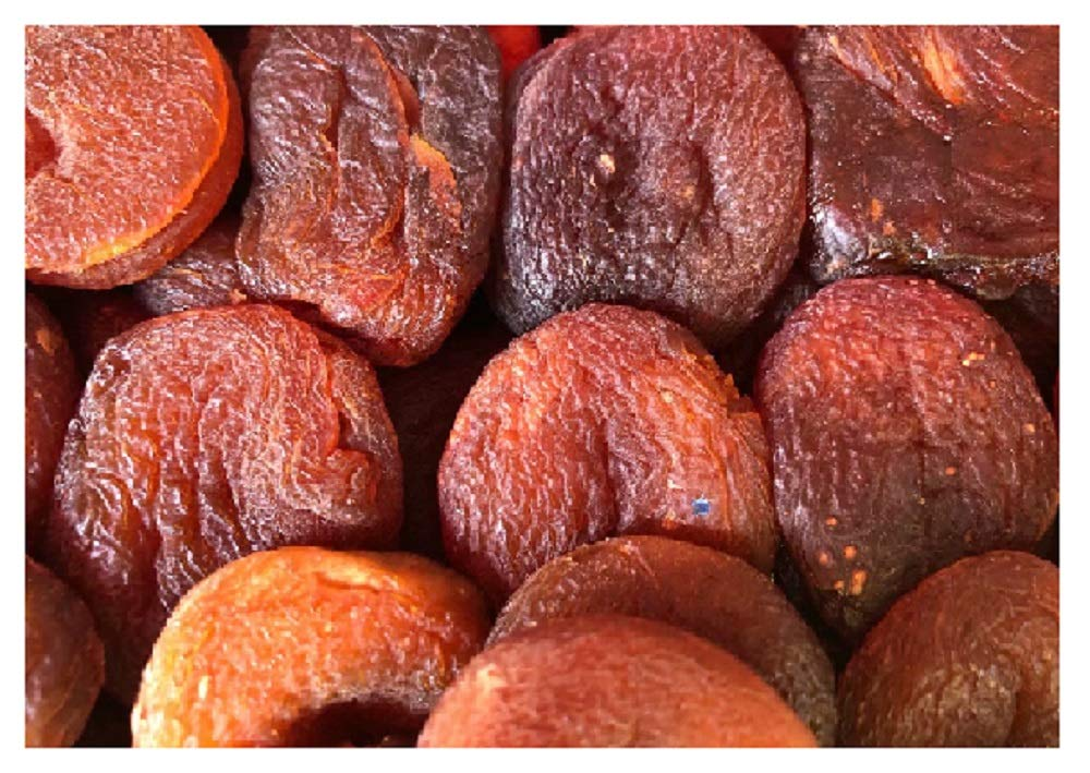 Dried fruit apricot 1500 grams from Yunnan China (杏果干)