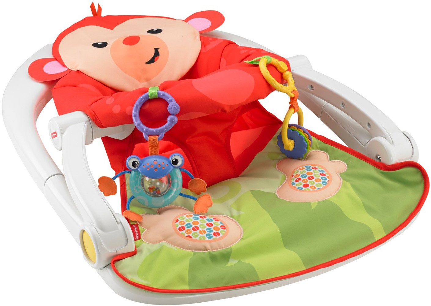 Fantastic Dreambaby Premium Baby Bath Seat Pink Frieze - Luxurious ...