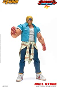 Storm Collectibles - Streets of Rage 4 - Axel Stone 1/12 Action Figure