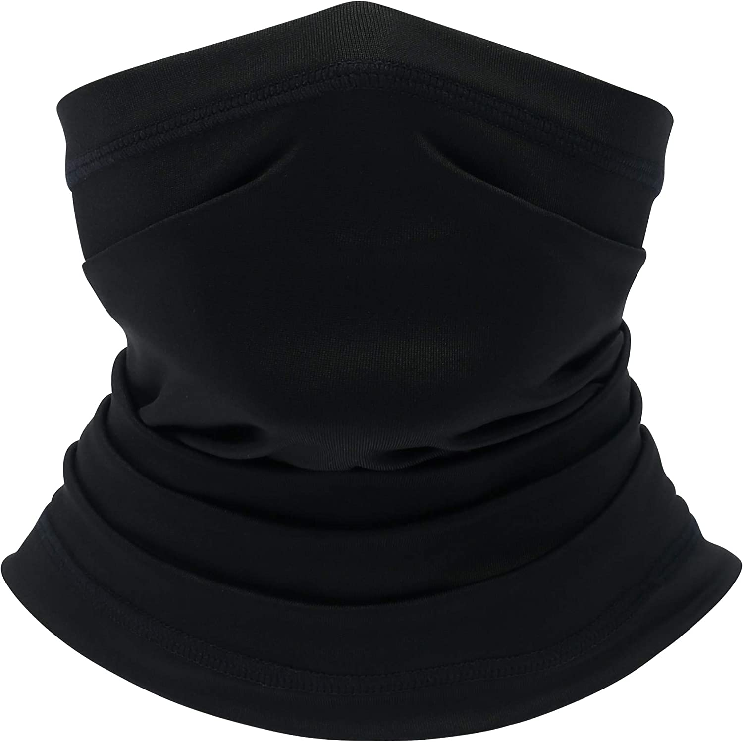 Cooling Neck Gaiter Face Scarf - Sun UV & Windproof Neck Cover Dust-Proof Bandana Face Mask