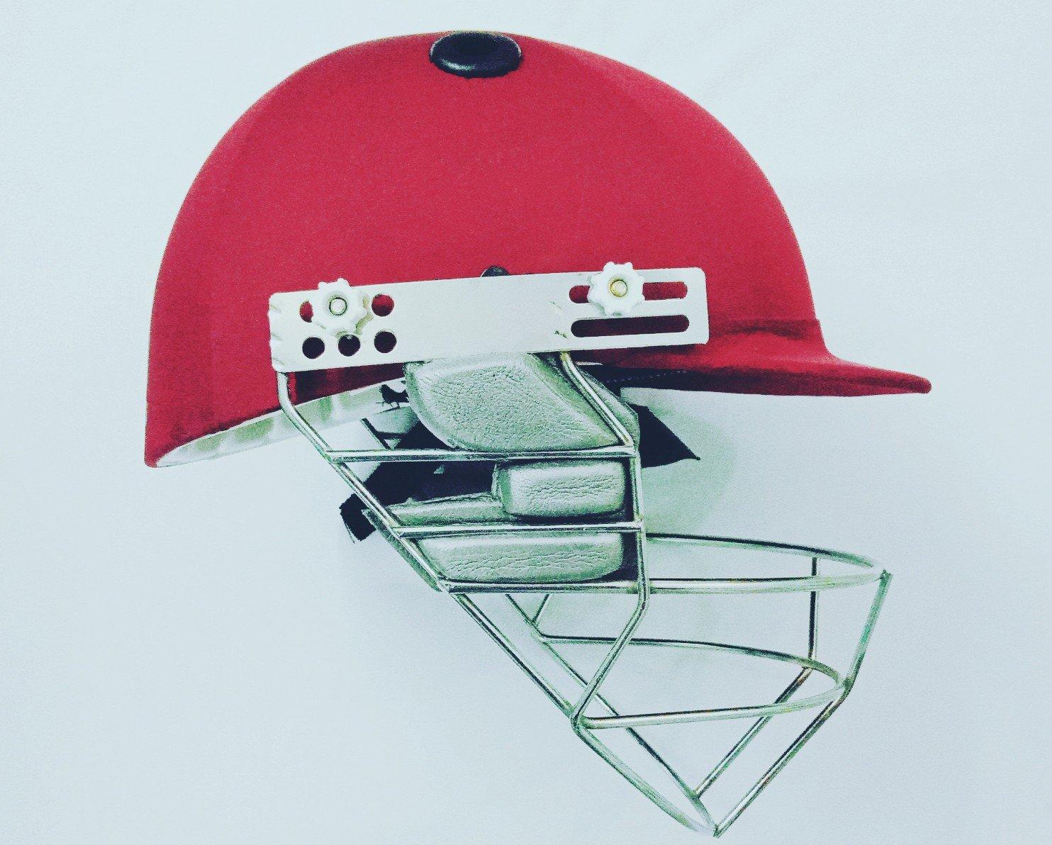 ASC Premium Mild Steel Visor Cricket Helmet