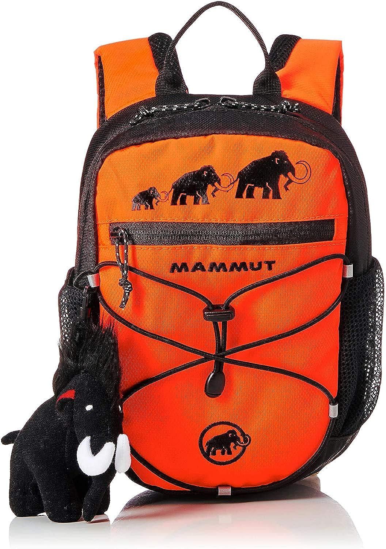 4 litre 8 L Mammut Men/'s Kids First Zip Backpack-Cherry//Azalee
