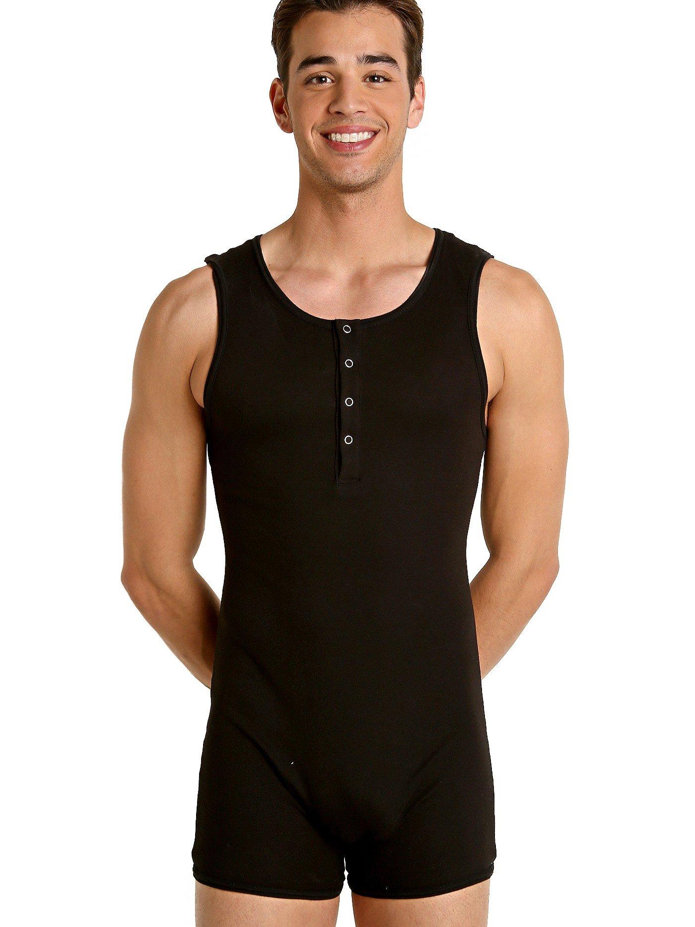 Go Softwear California Guy Onesie Black