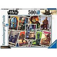 Ravensburger 500 Parça Puzzle SW The Child RPO165612