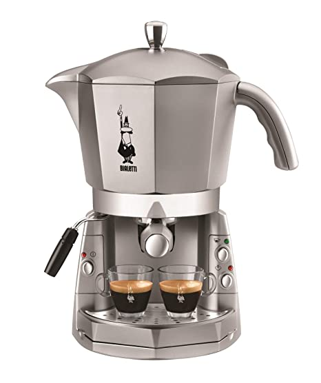 Bialetti Mokona Trio - Cafetera (Independiente, Espresso machine ...