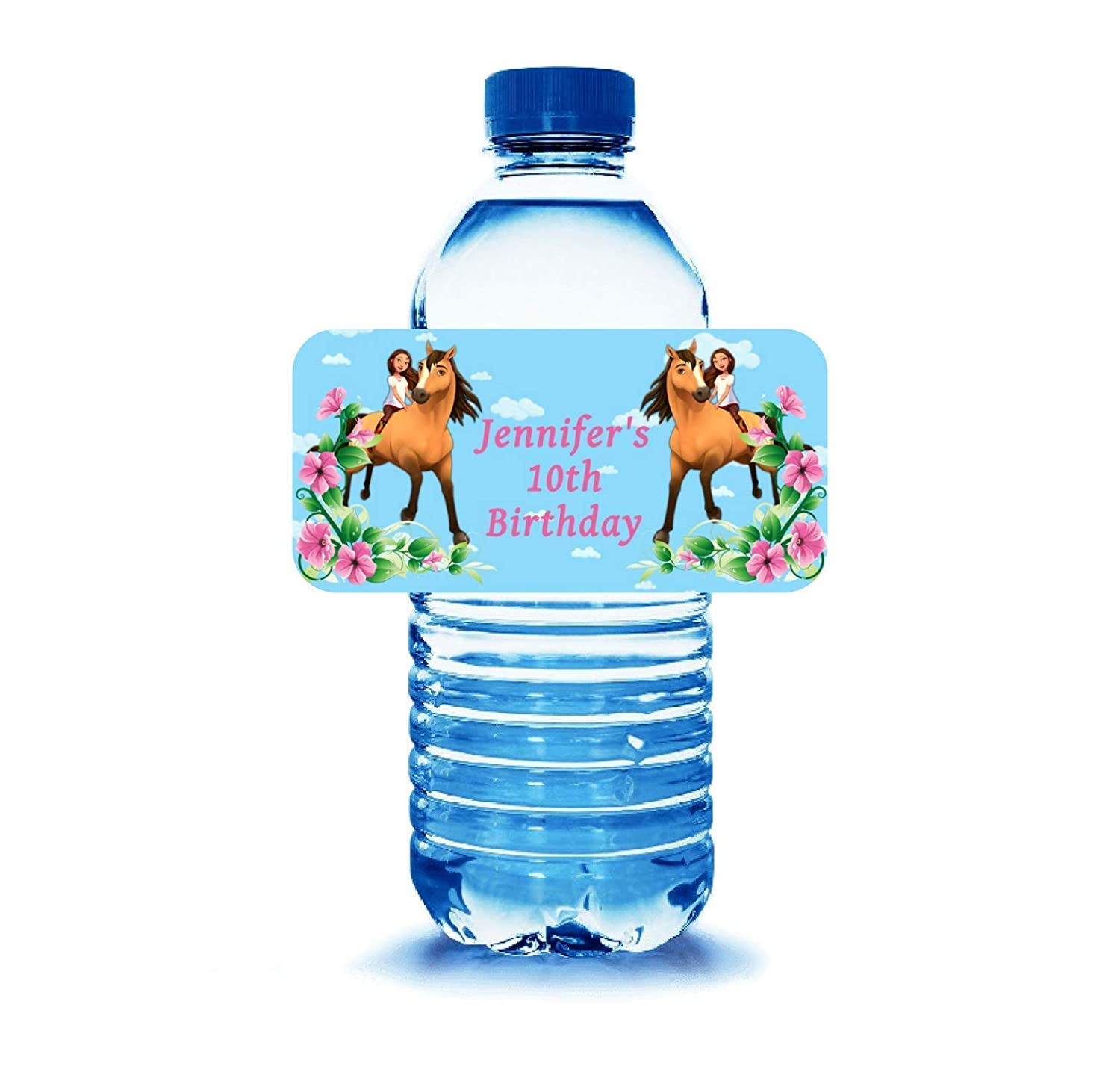 PARTY WATERBOTTLE LABELPARTY WATER STICKERSCUSTOM STICKERS FOR BOTTLE