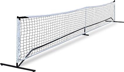 Amazon.com: ZENY - Juego de redes de tenis de píldor, con ...