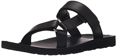 b8aecb751f0ac Teva Women s Original Universal Slide Leather Sports and Outdoor Lifestyle  Sandal