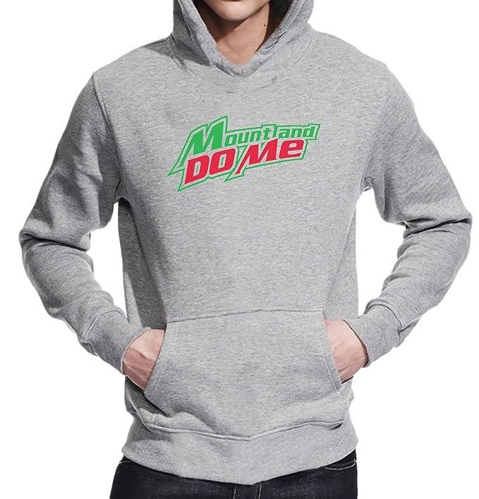 Soporte y hacer me camiseta Unisex Jersey sudadera con capucha Gris gris xx-large: Amazon.es: Ropa y accesorios
