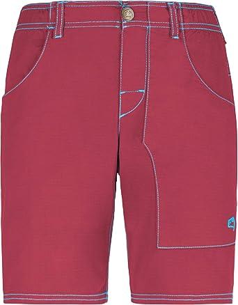 E9 Scintilla Pantalones Cortos Mujer, Magenta 2019: Amazon.es ...