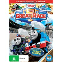 Thomas & Friends: The Great Race (DVD)