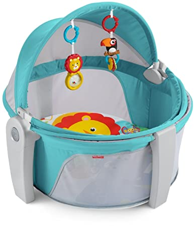dc446e35238d Amazon.com   Fisher-Price On-the-Go Baby Dome
