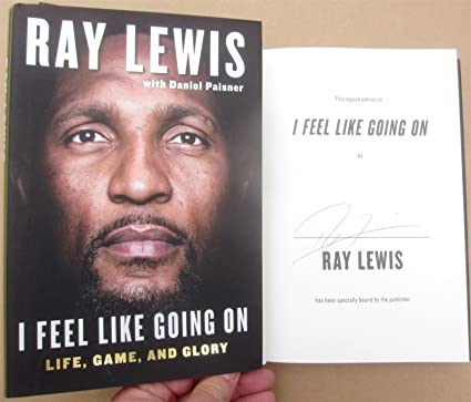 Ray Lewis Book