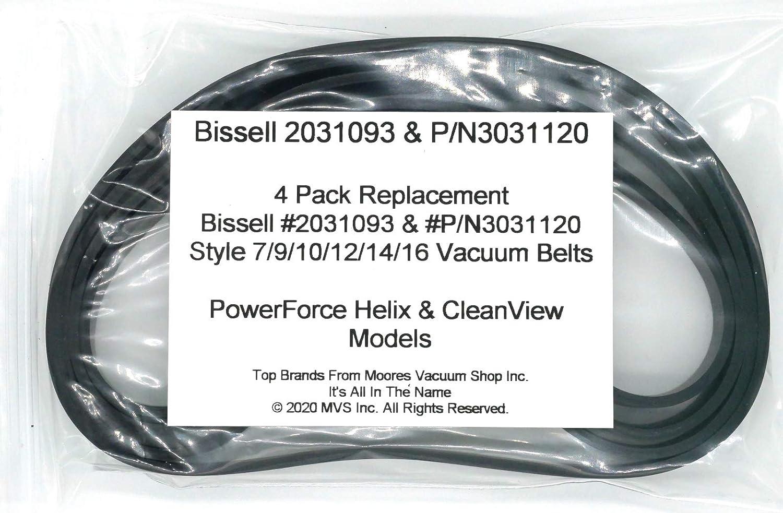 D/&D PowerDrive 1100H300Bfx BRECOFLEX Replacement Belt Rubber