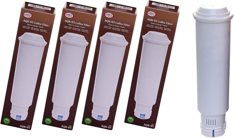 5 Cartucce Filtro Claris Per Siemens Surpresso