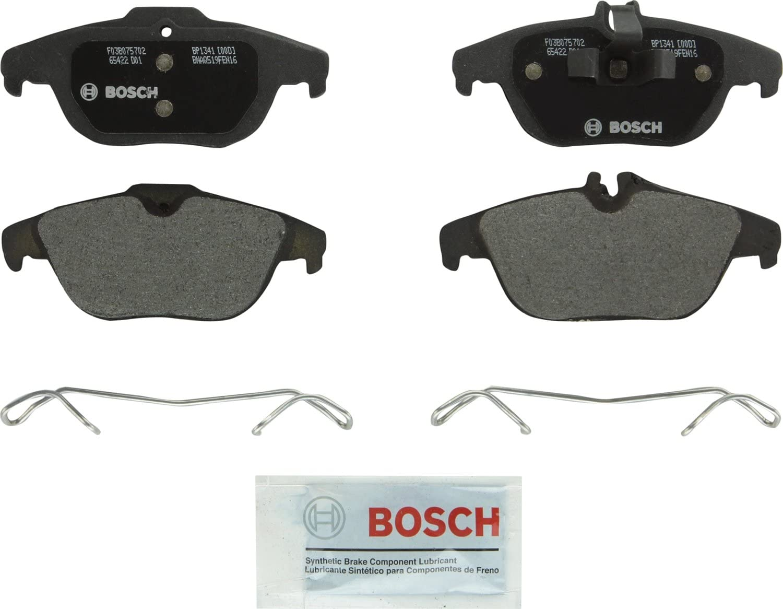 Rear Ceramic Brake Pads For Mercedes C250 C300 C350 E400 E550 GLK250 GLK350