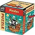 Mudpuppy Pirates 42 PC Puzzle