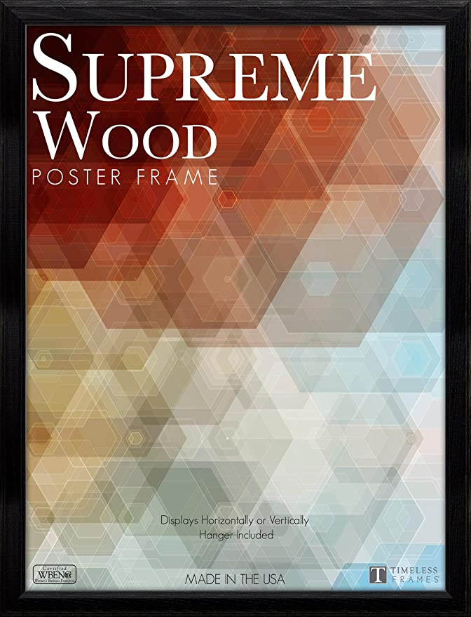 Amazon.de: Zeitloses Expressions Supreme Woods Wand Rahmen, 45, 7 x ...