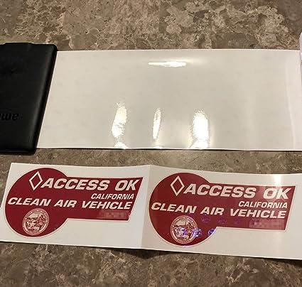 Tesla Hov Sticker Satu Sticker