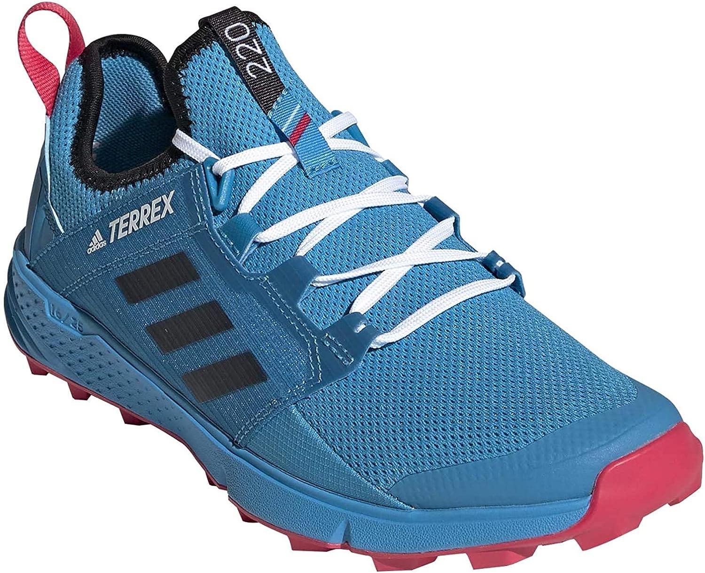 Amazon.com: Adidas Terrex Speed Womens Sneakers Blue: Clothing