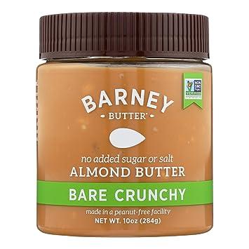 Amazon.com: Barney Mantequilla de almendra mantequilla ...