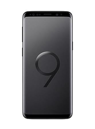 Samsung SM-G960FZKDBTU S9 64 GB Dual SIM-Free Smartphone - Black
