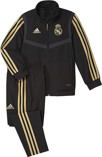adidas Real Madrid Presentation Tracksuit Kids Unisex Niños ...