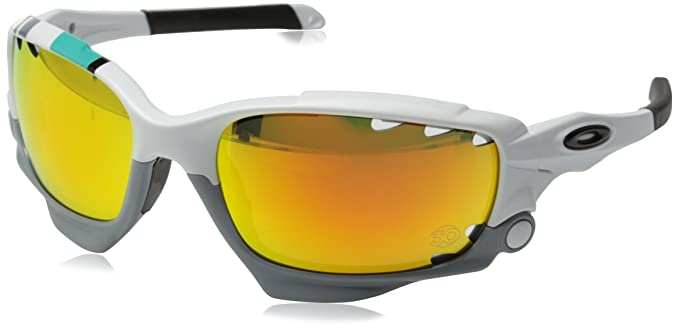 acd75a20e9 Image Unavailable. Image not available for. Colour  Oakley Racing Jacket 30  Year Heritage Sunglasses ...