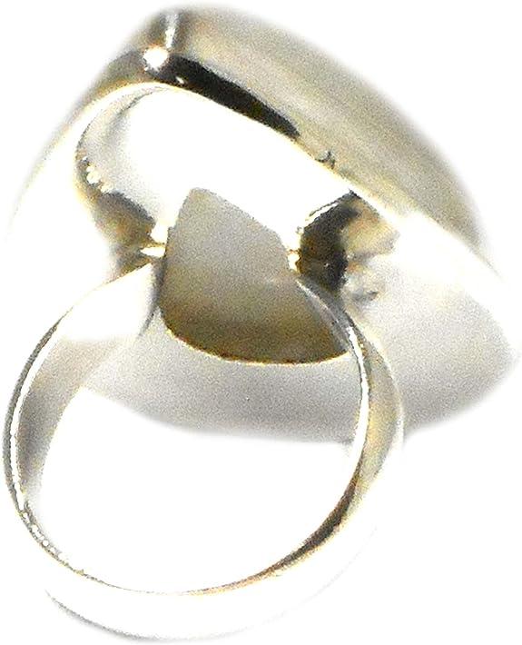 925 Sterling Silber Einheitsgröße MondKatzeEdelmetall Ring