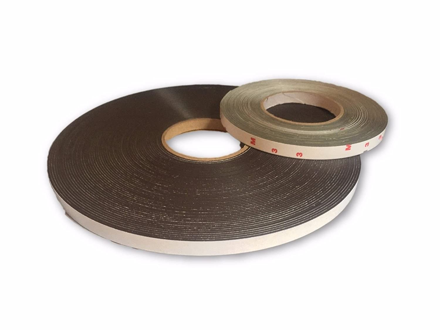 Secondary Window Glazing Kit Magnetic and Steel Tape Insulation - 3M (15 Metres) The Craft Tape Company